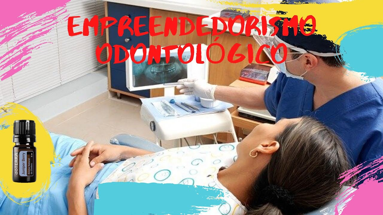 Odontologia e doTERRA Óleos Essenciais