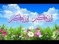 الله أكبر الله أكبر مما نخاف ونحذر( من أجمل أدعية الشيخ فارس عباد)