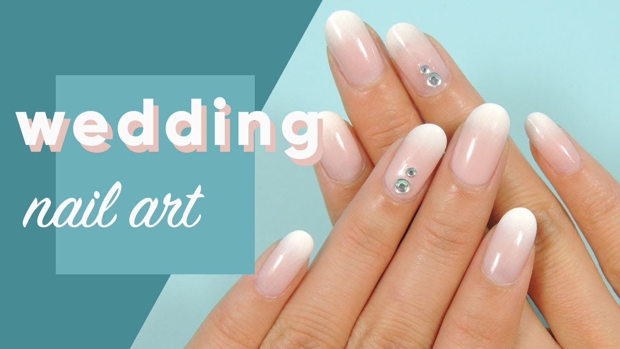 Easy Wedding Nail Art | ipsy Nailed It - YouTube