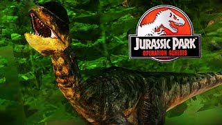 NEDRYS KILLERS | Jurassic Park: Operation Genesis (Let's Play Part 4)