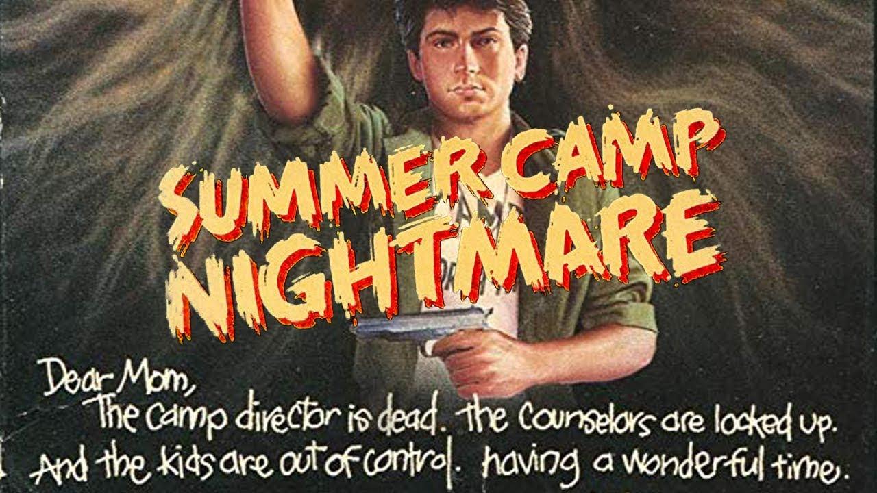 Download Summer Camp Nightmare - Metal Retro Reviews
