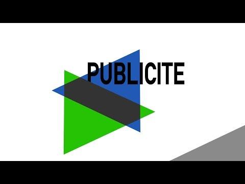 iTélé - Reproduction Jingle Publicité de 2006 en 4K - Habillage iTélé 2006 Fictif - UHD - 2016