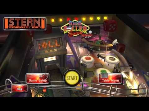 High Roller Casino (Casino Frenzy & Break the Bank Completed) The Pinball Arcade DX11 Full HD 1080p