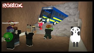 Investigating the Crashed Bus - Roblox Bus Stop Simulator