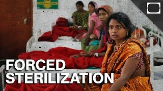 Why Are Countries Illegally Sterilizing Women?