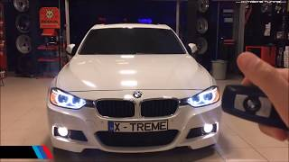 BMW F Serisi Araçların Kodlama İşlemi İle Gizli Özelliklerinin Aktifleştirilmesi
