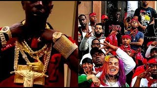 Boosie Goes Off On 6IX9INE Snitching On Kooda B Chief Keef Shooting...DA PRODUCT DVD