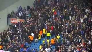Vitesse Ajax 1 1 06 04 2014 Rellen Op De Tribune