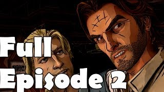 The Wolf Among Us Full Walkthrough Gameplay Episode 2 Smoke & Mirrors Lets Play Playthrough [HD]