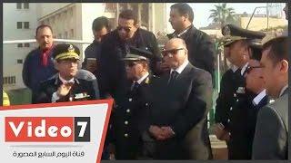 مدير أمن القاهرة يتفقد ميدان التحرير
