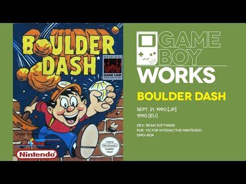 Boulder Dash Retrospective: A Fine PC Vintage | Game Boy Works #089