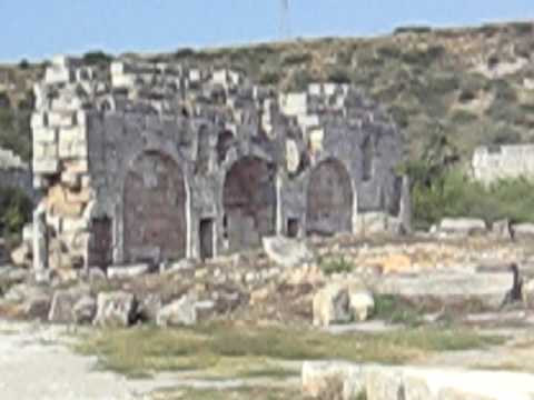 Perge and The Roman Gates Part 1