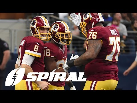 Spiral Top Plays (Week 17) | Tyrod Taylor, Kirk Cousins & Josh Freeman! | NFL