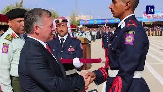 جلالة الملك يرعى تخريج ضباط فرسان المستقبل - (20-11-2017)
