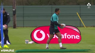 Irish Rugby TV: Bundee Aki Feels Privileged To Be Part Of Squad