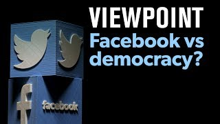 Facebook vs democracy? - Full interview with Cass Sunstein | VIEWPOINT