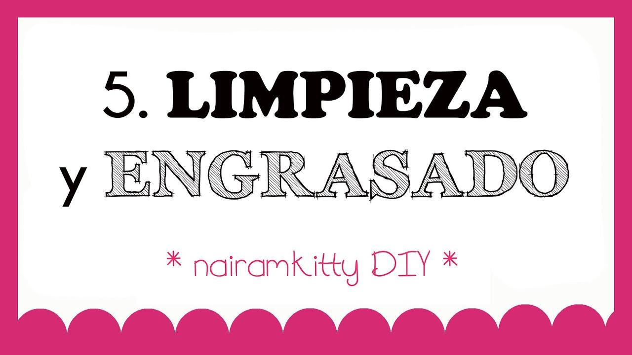 5. CURSO ONLINE APRENDE A COSER A MÁQUINA: LIMPIEZA Y ENGRASADO ...