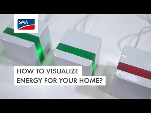 How to visualize energy for your home?