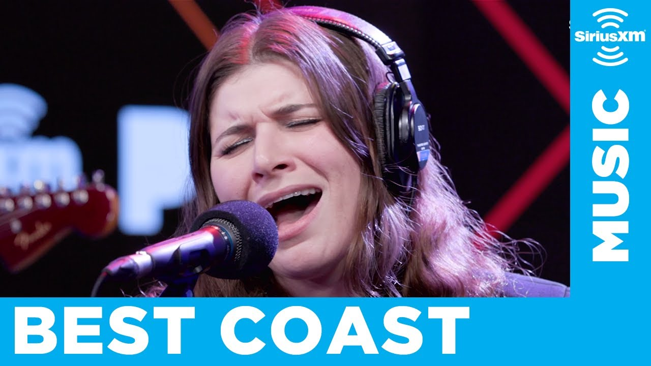 Best Coast - If It Makes You Happy (Sheryl Crow Cover) [LIVE @ SiriusXM]