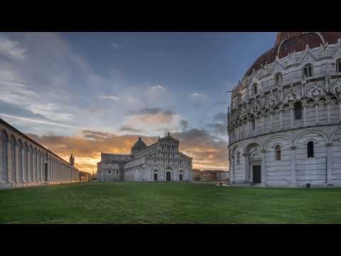 Pisa- Piazza dei Miracoli