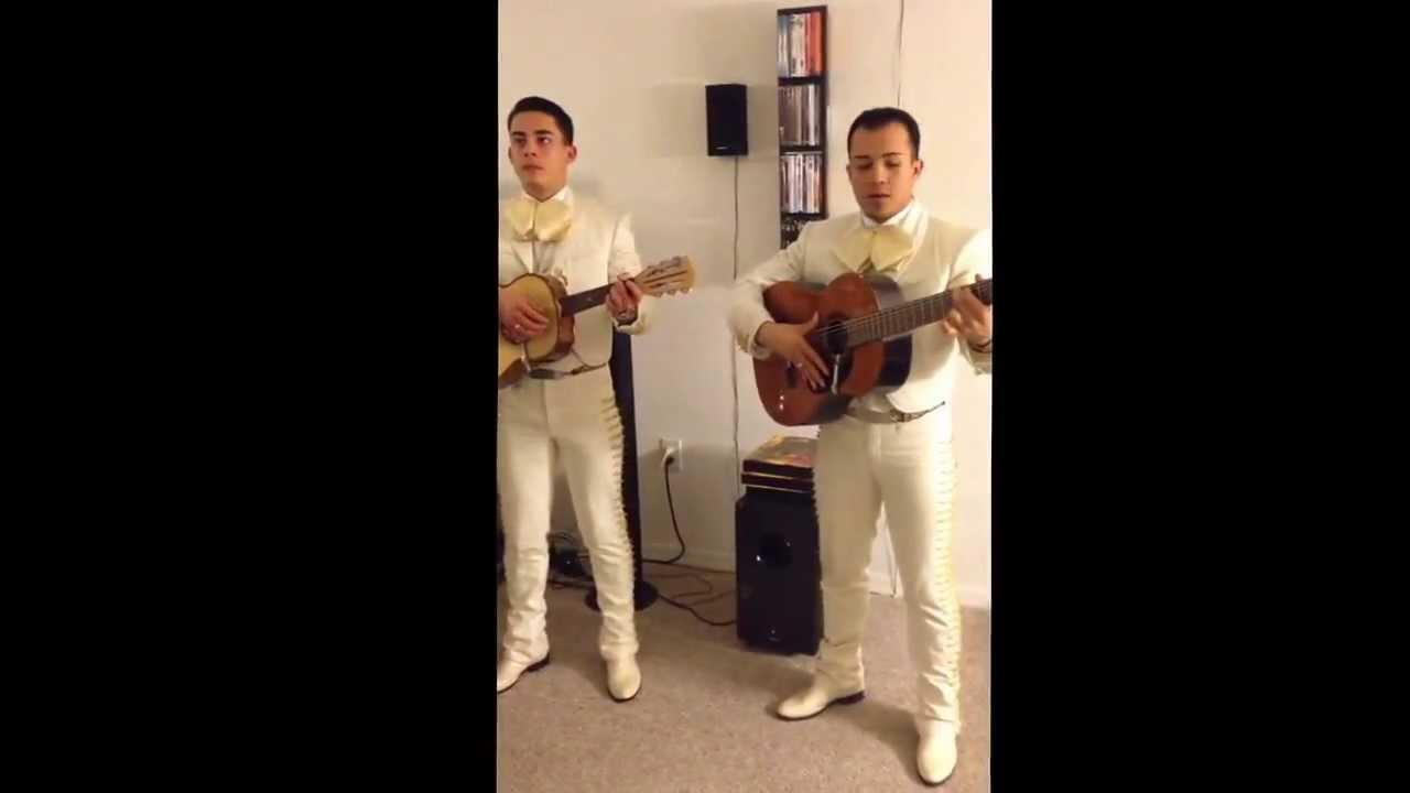 Si Nos Dejan Mariachi Juvenil 2000 Tampa Chords Chordify