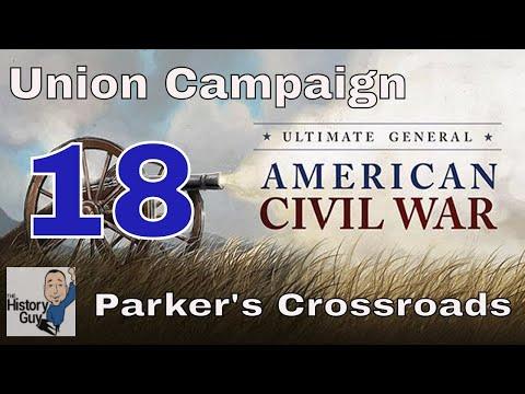 PARKER'S CROSSROADS - Ultimate General: Civil War - Union Campaign - #18