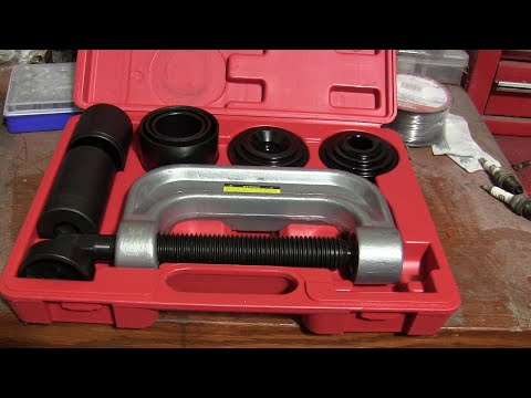Astro Pneumatic Ball Joint Service Tool Review