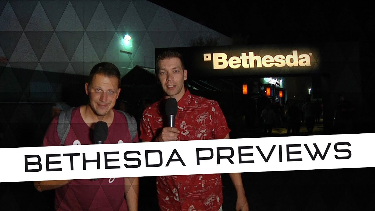 Bethesda Persconferentie