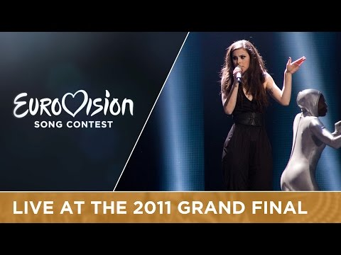 Lena - Taken By A Stranger (Germany) Live 2011 Eurovision So