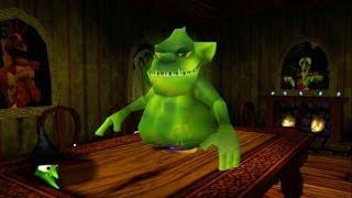 Banjo-Kazooie (Xbox Live Arcade) 100% Walkthrough Part 7 - Mad Monster Mansion