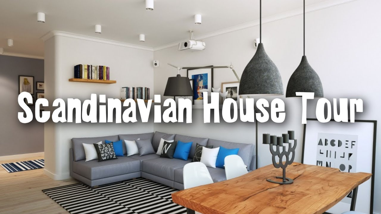 Scandinavian House Tour.