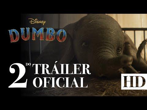 ¡El nuevo tráiler de Dumbo te hará llorar!