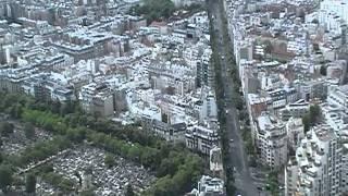 A view from La Tour Montparnasse (モンパルナス・タワーの眺望)