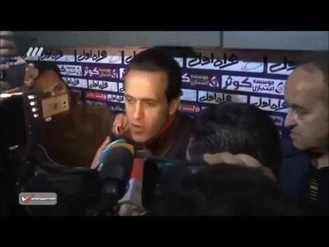 صحبت های جنجالی علی کریمی علیه فدراسیون.... Ali karimi vs against Iran federation