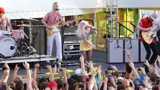 7/17 Paramore - Let This Go @ Parahoy 3 (Show #2) 4/08/18 Deep Search