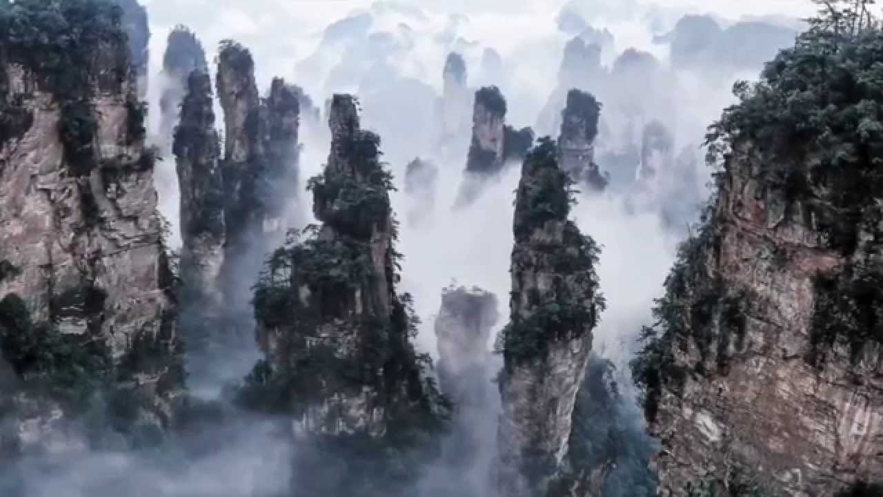 Top 10 Most Amazing Beautiful Extraordinary Places On Earth 2015 Youtube