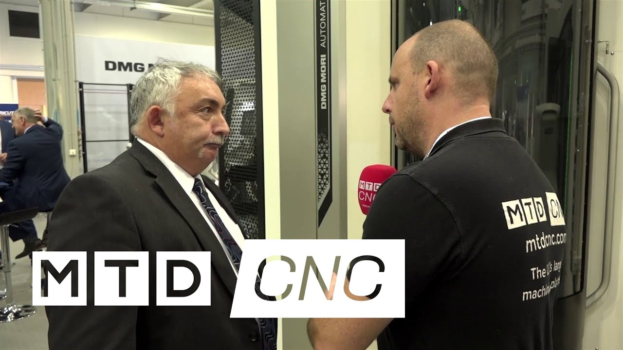 Why buy a DMG MORI NHX 4000 with automation