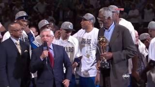 Final Seconds Of The NBA Finals 1997 2017 ᴴᴰ