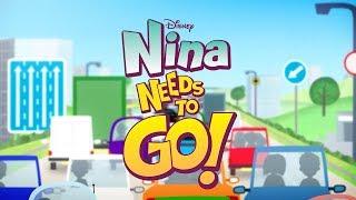 Oh Nina! Shorts Compilation Part 2 | Nina Needs To Go  | Disney Junior