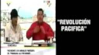 YouTube - Chavez Manda Evo Cumple