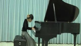 Italian Concerto, BWV 971, 1st movement Allegro- MTAC SC Jr Bach Festival - REGIONAL May 2010