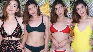 61597ff7795 SWIMSUIT   CLOTHING TRY ON HAUL PHILIPPINES!