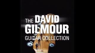 The David Gilmour Guitar Collection Promo Video