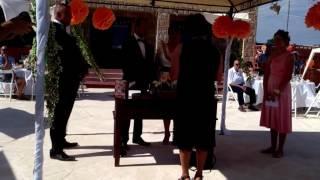 Сватбата на Луис и Мартин в Епископи(Пафос,Кипър) с Даниел Димитров