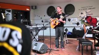 Mini-concert at Charlwood Café