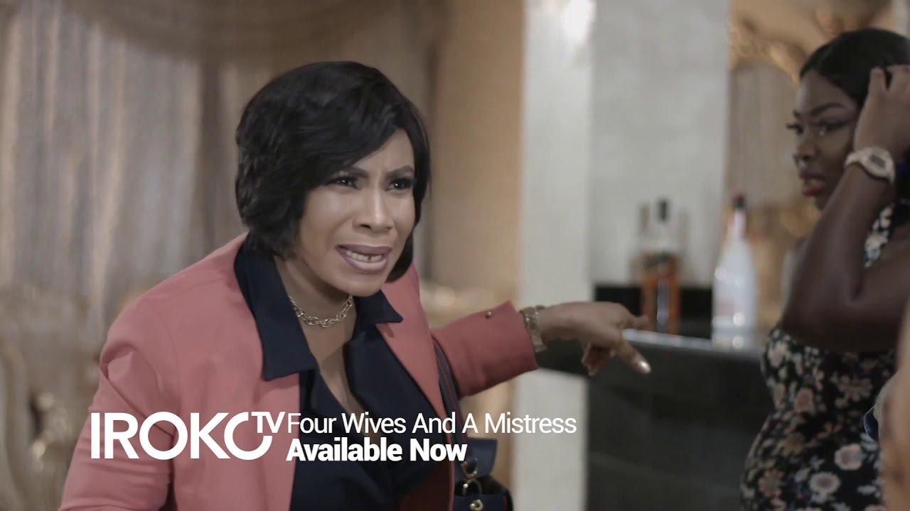 Four Wives And A Mistress | TRAILER | iROKOtv Nollywood Movie 2020