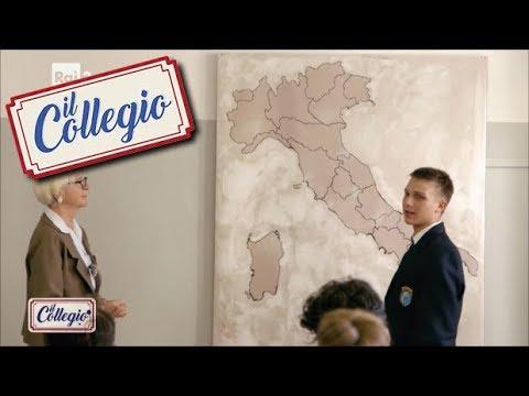 Prova di geografia: regioni e capoluoghi d'Italia - Prima puntata - Il Collegio