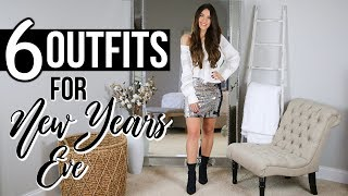 6 Outfit Ideas For NEW YEAR