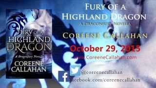 Fury of a Highland Dragon (a Dragonfury Novella)