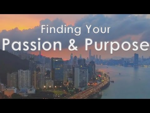 The Truth About Finding Your Passion & Purpose In Life